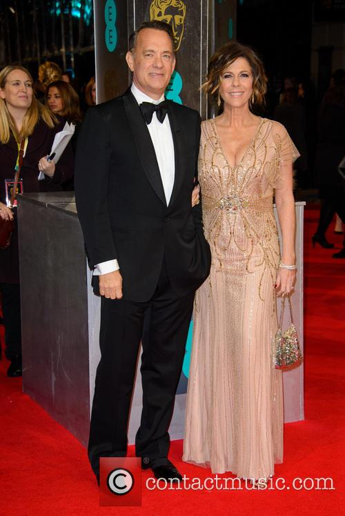 Tom Hanks and Rita Wilson 6