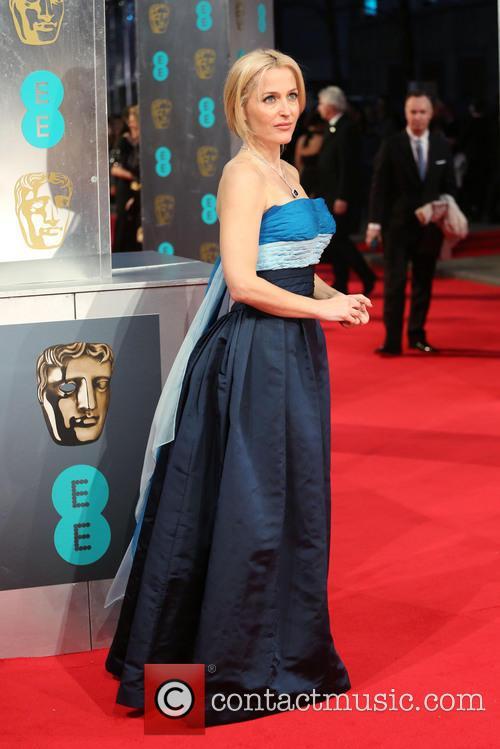 Gillian Anderson, British Academy Film Awards