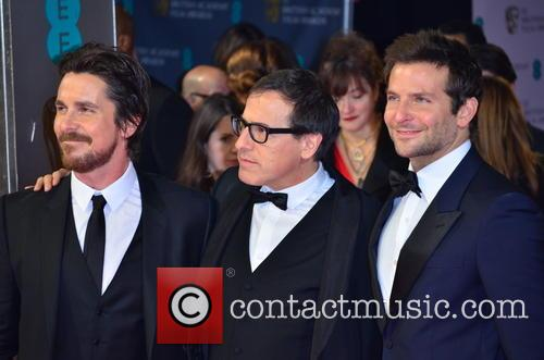 CHRISTIAN BALE, GUEST, BRADLY COOPER, British Academy Film Awards