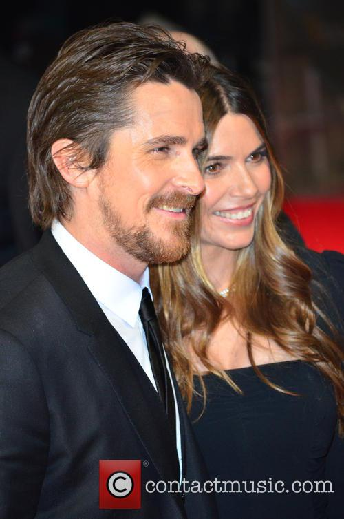 Christian Bale and Partner 7