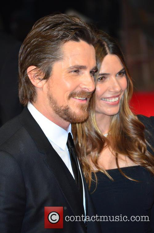 Christian Bale and Partner 10