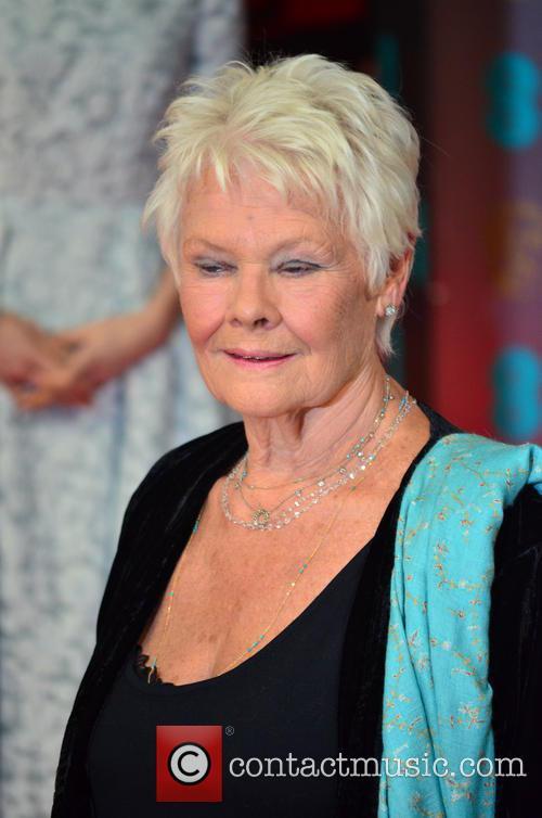 JUDY DENCH, British Academy Film Awards