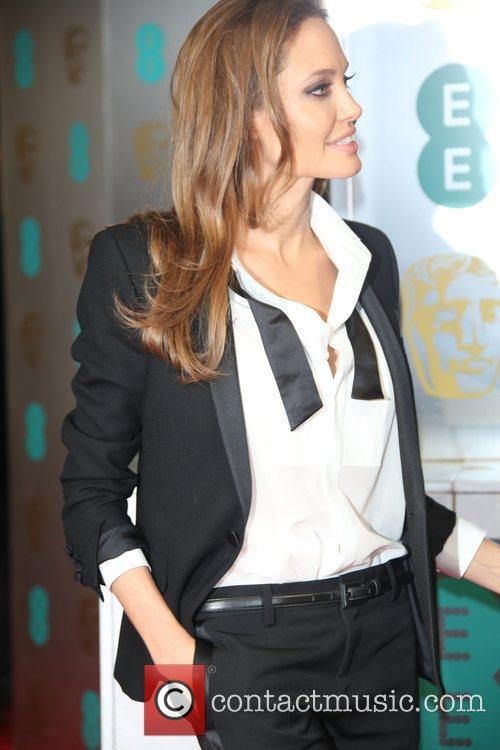 Angelina Jolie, British Academy Film Awards