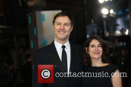 David Morrissey and Guest 3