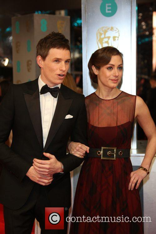 Eddie Redmayne and Hannah Bagshawe 4