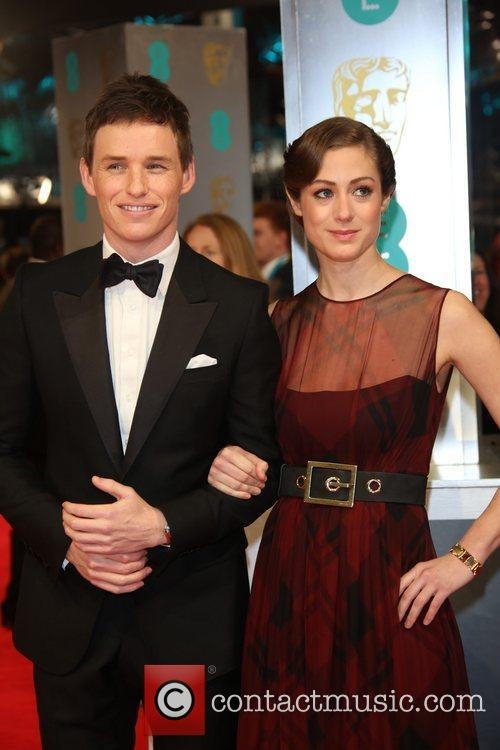 Eddie Redmayne and Hannah Bagshawe 5