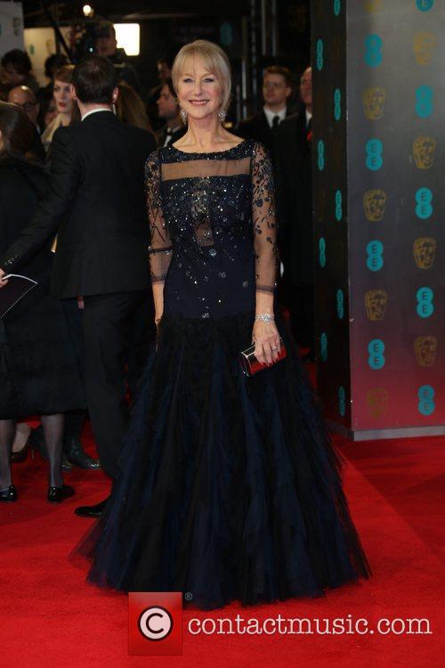 Helen Mirren, British Academy Film Awards