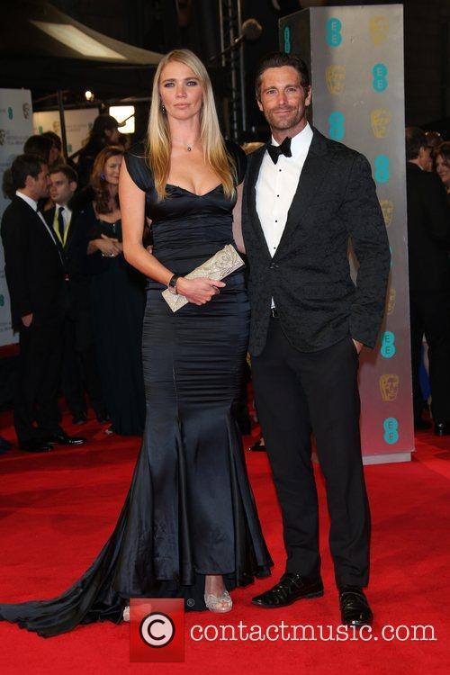 Jodie Kidd and David Blakeley 1