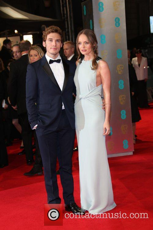 Sam Clafin and Laura Haddock 2