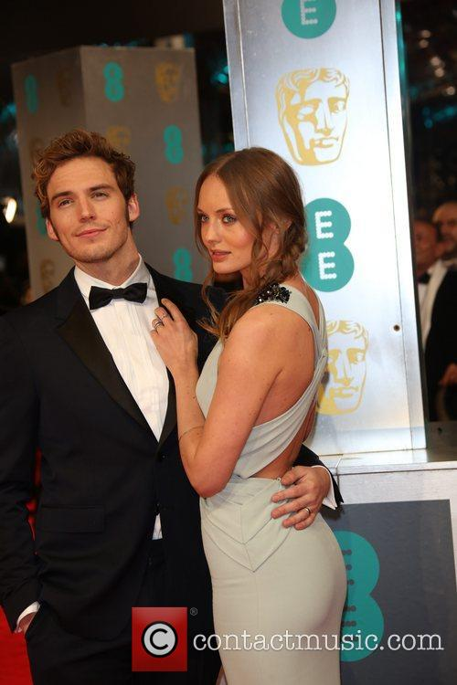 Sam Clafin and Laura Haddock 3
