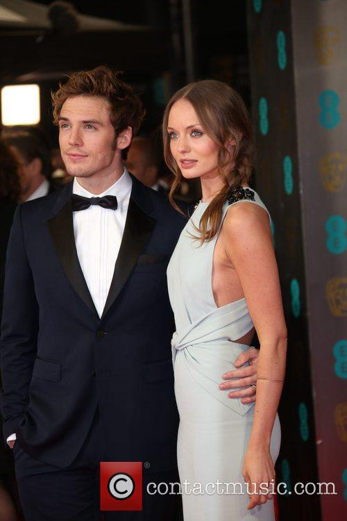 Sam Clafin and Laura Haddock 4