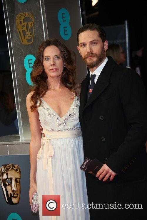 Tom Hardy and Kelly Marcel 5