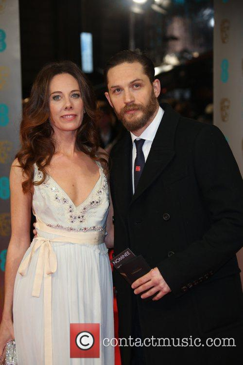 Tom Hardy and Kelly Marcel 6