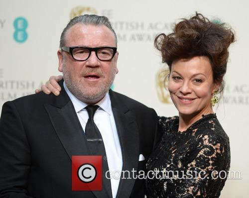 Helen Mccrory and Ray Winstone