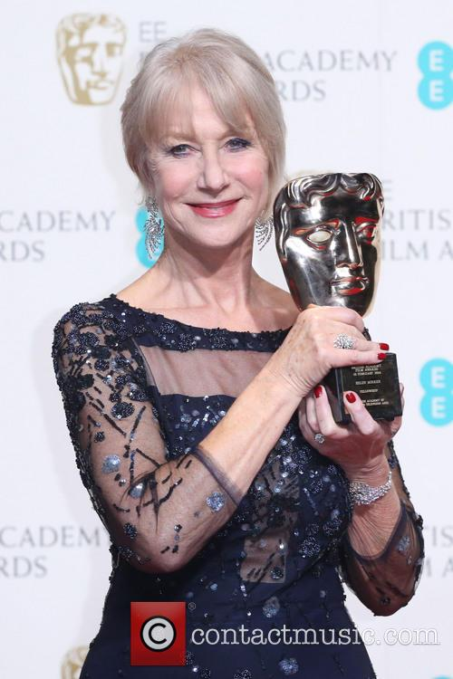 dame helen mirren british academy film awards 4072493