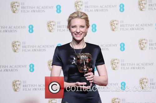 Cate Blanchett, British Academy Film Awards