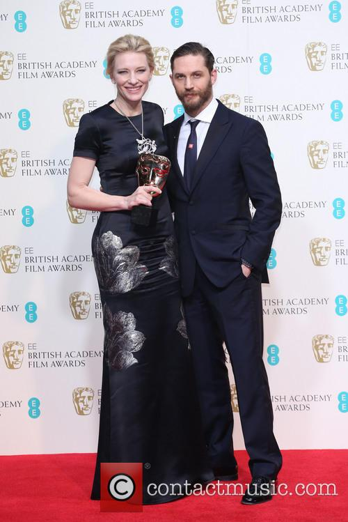 Cate Blanchett and Tom Hardy 6