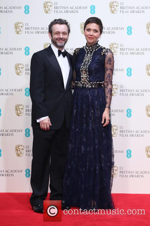 Michael Sheen and Maggie Gyllenhaal