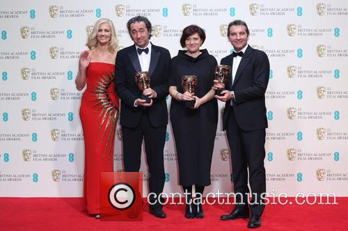 Oley Richardson, Paolo Sorrentino, Francesca Sima and Nicola Giuiliano 7