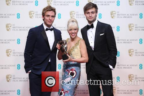 Sam Clafin, Catherine Martin and Douglas Booth 4