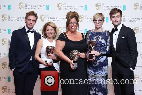 Sam Clafin, Douglas Booth, Kathrine Gordon, Lori Mccoy-bell and Evelyne Noraz 2