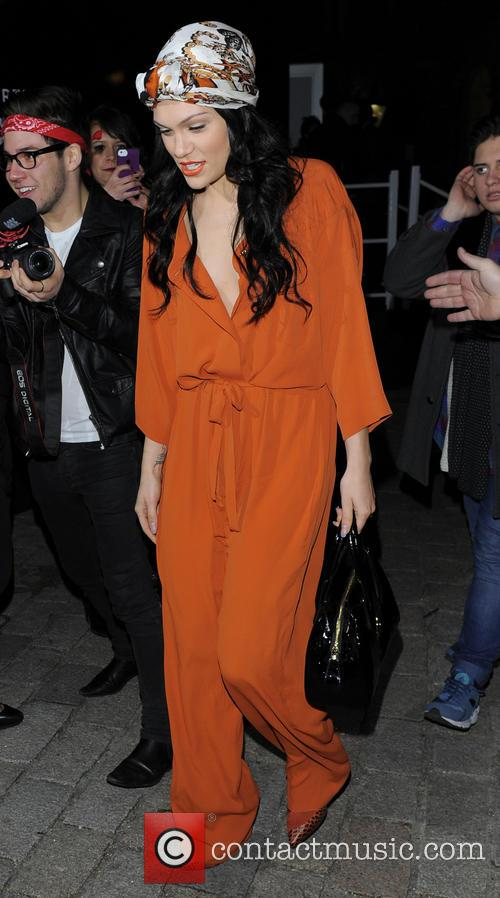 Jessie J, Somerset House, London Fashion Week