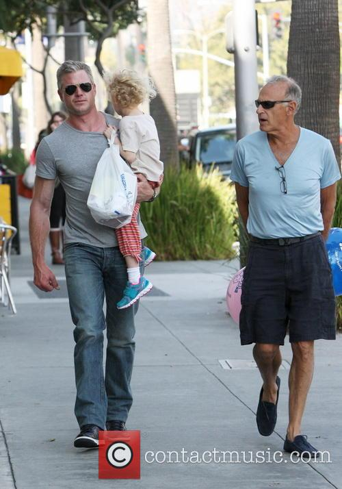 Eric Dane and Billie Beatrice Dane 2