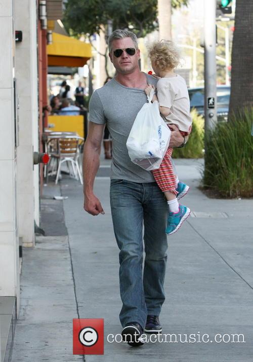 Eric Dane and Billie Beatrice Dane 4