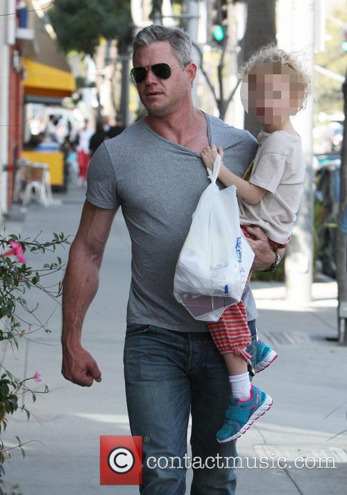 Eric Dane and Billie Beatrice Dane 5