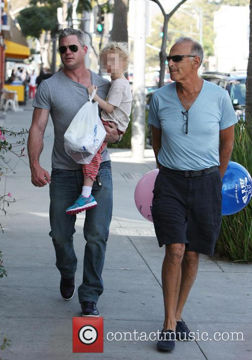 Eric Dane and Billie Beatrice Dane 7