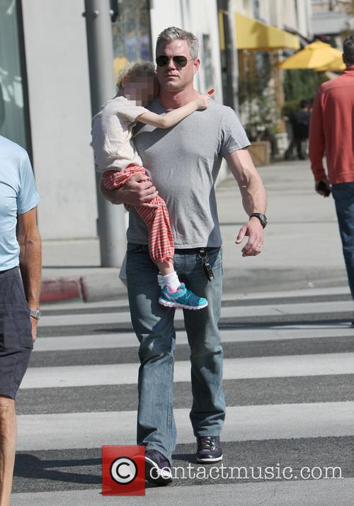 Eric Dane and Billie Beatrice Dane 8