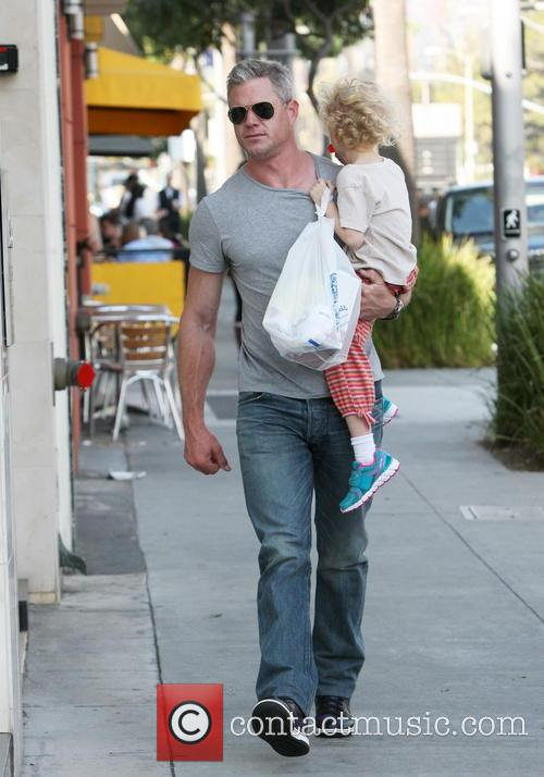 Eric Dane and Billie Beatrice Dane 9