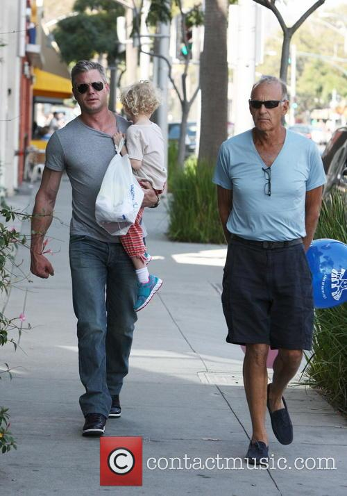 Eric Dane and Billie Beatrice Dane 10