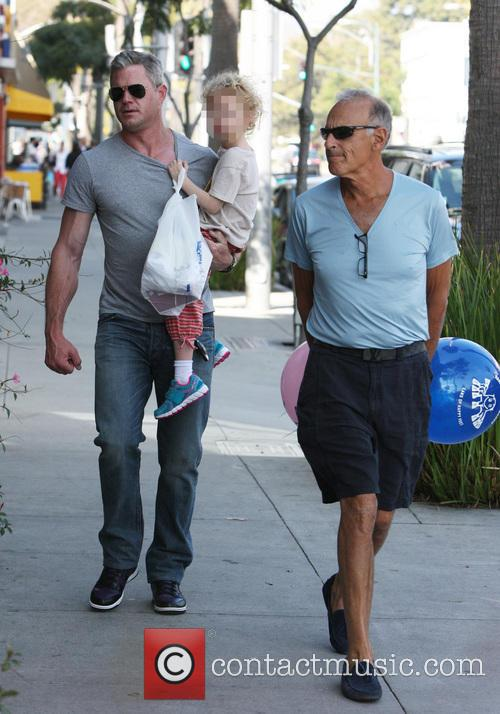 Eric Dane and Billie Beatrice Dane 11
