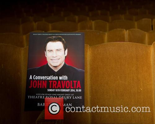 A Conversation with John Travolta at The Royal...