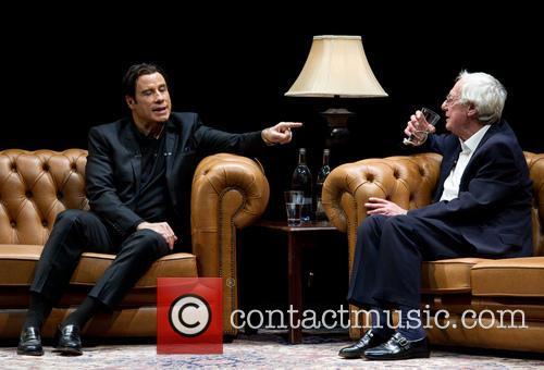 John Travolta and Barry Norman 11