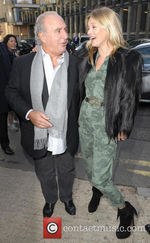 Kate Moss and Sir Philip Green 9