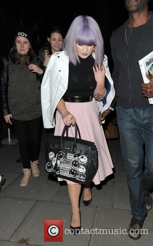 Celebrities attend LFW 2014: House of Holland -...