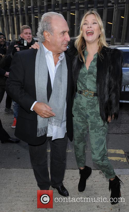 Kate Moss and Phillip Green 2