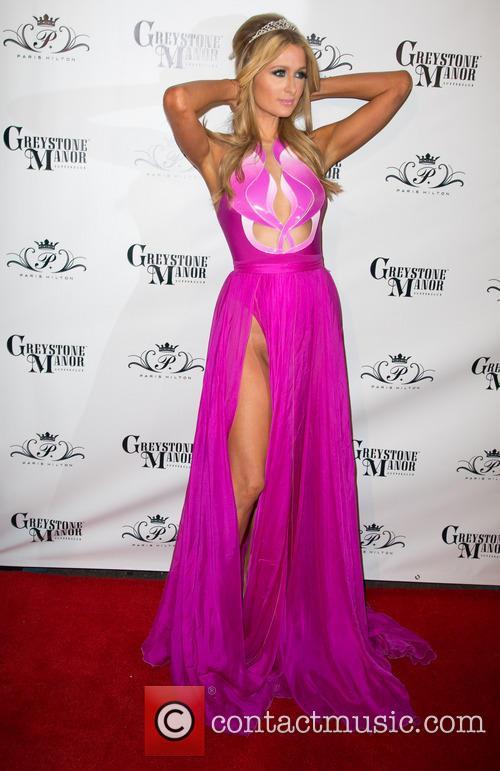 Paris Hilton birthday