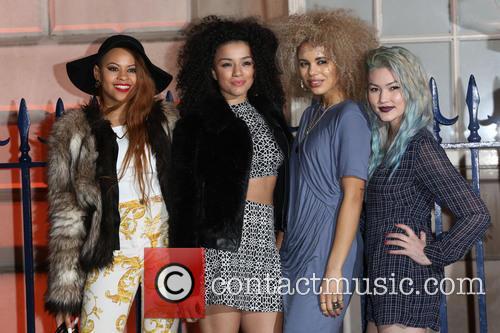 Neon Jungle, Amira Mccarthy, Shereen Cutkelvin and Jess Plummer 2