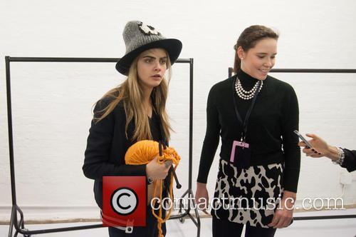 cara delevingne london fashion week autumn winter 4073650