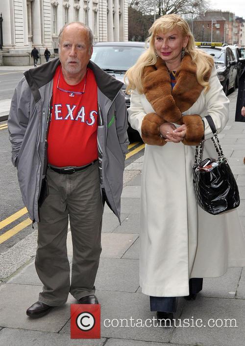 Richard Dreyfuss and Svetlana Dreyfuss 10
