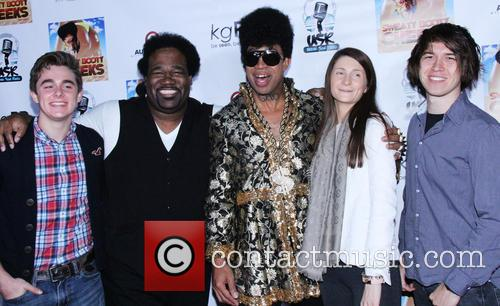 Lee Young, Omar Kennedy, Biggie Fryz, Lauren Gullotta and Skyler Seymour