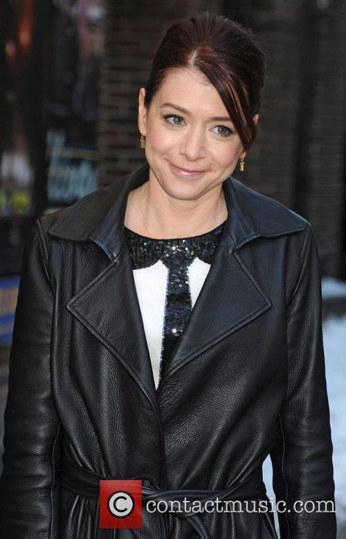 alyson hannigan buffy