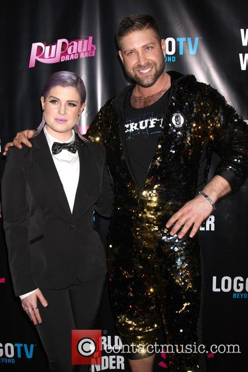 Kelly Osbourne and Johnny Scruff 4