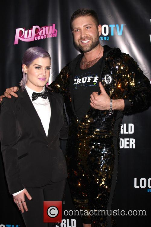Kelly Osbourne and Johnny Scruff 11
