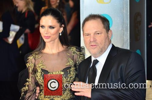 Harvey Weinstein and Guest 1