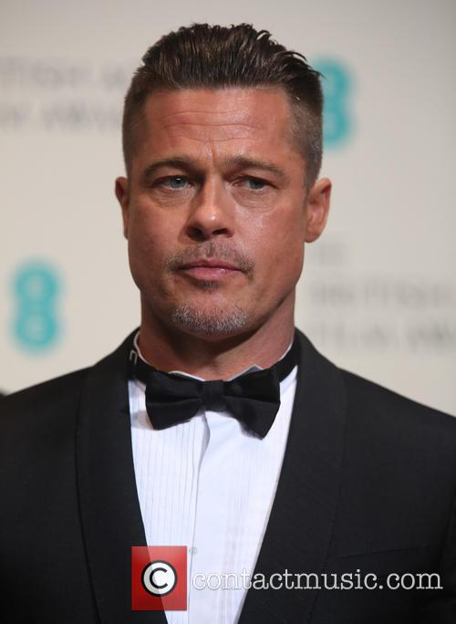 Brad Pitt, British Academy Film Awards