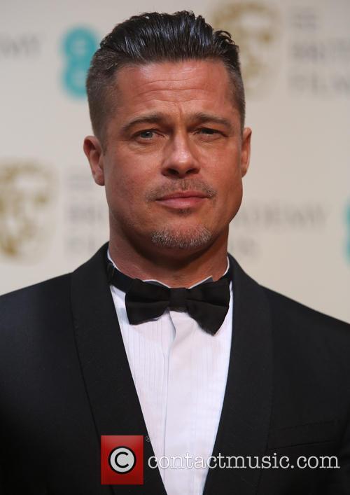 brad pitt british academy film awards bafta 4072438